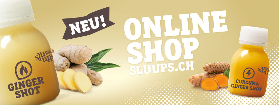 sluups Shots Onlineshop DE